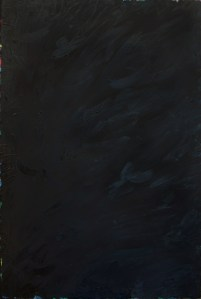 """""""Avant-Garde Painting,"""" Oil on Canvas, 34 x 24 in."""
