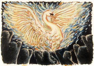 Appearance of the Phoenix in the Dead of Night