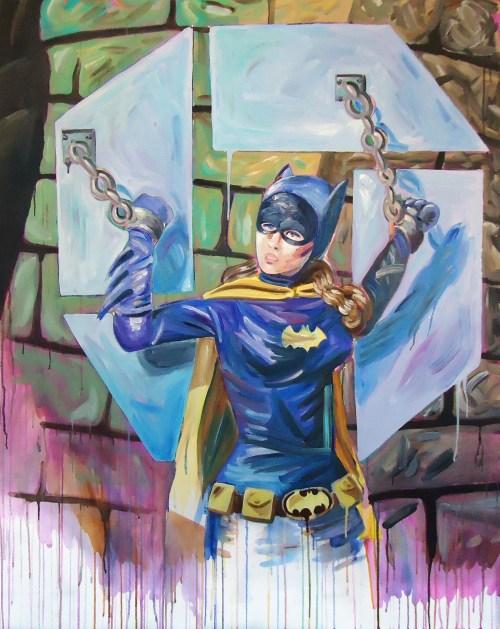 Enter Batgirl