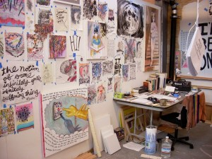 Studio Installation View